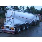 Услуги цементовоза 40 тонн