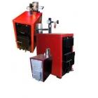 Твёрдотопливные пиролизные котлы от 10 до 800 кВт