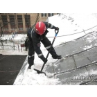 Сбросим снег с крыши