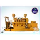 Продам газовые генераторы на природном газе 500квт