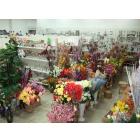Декоративные цветы,  сухоцветы и композиции