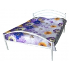 Кровати двуспальные для дачи и не только