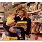 Товары для творчества, настольные игры и мягкие игрушки в магазине детских товаров Бим-Бом в Изобильном