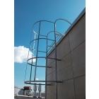Проведения расчетов и испытаний металлических пожарных маршевых и вертикальных лестниц.
