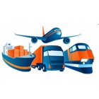 Транспортная компания (Латвия) выполняет транспортные услуги.