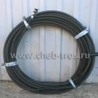 Трос сантехнический от 6 до 20 диаметра, длиной до 40 м