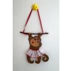Детский мастер-класс «Озорная обезьянка»