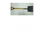 Лопата совковая американского типа,  с/ч и  ручкой, ст. 1,5мм.