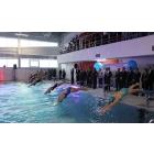 В Красноярске у студентов появился новый бассейн, построенный на средства КрасГМУ