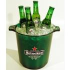 Брендированное ведро для охлаждения пива Heineken (Хайнекен )