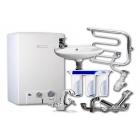 Монтаж инженерных систем. Отопление, электрика, вентиляция.