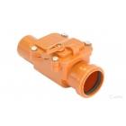Обратный клапан канализационный Д 50, 110, 160 мм в Самаре