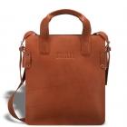 Деловая кожаная сумка SLIM-формата BRIALDI Catania (Катания)