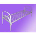 Металлические кровати по оптовой цене, для казарм, больниц, бытовок.
