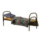 Кровати металлические для детских лагерей, кровати для гостиниц, кровати для рабочих, кровати для турбаз. Дёшево.