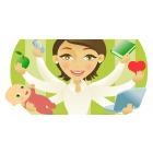 Как упорядочить занятия с ребенком и стать супермамой