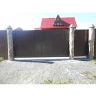 Откатные ворота 4,0*2,0 м