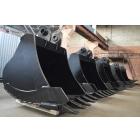 Ковш усиленный для экскаватора Caterpillar 320 1,7 метр. куб