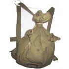 Вещевой солдатский  мешок (брезент) СССР