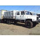Газон ГАЗ-3309, Садко ГАЗ-33081 Егерь бортовой с двухрядной кабиной