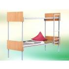 Металлические кровати для общежитий, кровати металлические для интернатов, кровати для школ, металлические кровати для времянок, кровати оптом.