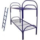 Кровати металлические двухъярусные, одноярусные, кровати для рабочих, кровати оптом, кровати для больницы, армейские кровати. Низкая цена.