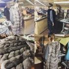 Песцовые жилеты от производителя