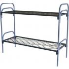 Кровати металлические двухъярусные для казарм, кровати для больниц, трёхъярусные металлические кровати