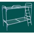 Металлические кровати для общежитий, кровати армейские, кровати одноярусные и двухъярусные оптом.