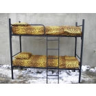 Кровати металлические для казарм, кровати двухъярусные для студентов, кровати для больниц, кровати для санаториев.