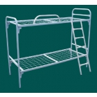 Кровати металлические одноярусные, кровати металлические двухъярусные, кровати металлические трёхъярусные, оптом.