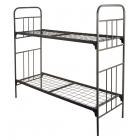 Кровати металлические трёхъярусные, кровати для общежитий, кровати для гостиниц, кровати для рабочих