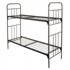 Кровати металлические двухъярусные для казарм, кровати для больниц, трёхъярусные металлические кровати, кровати для студентов.