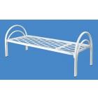 Металлические кровати с ДСП спинками для пансионатов, кровати для гостиниц, кровати для студентов, кровати по оптовой цене.