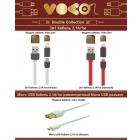 Кабели для iPhone и Android смартфонов, планшетов (Apple Lightning и Micro USB кабели)