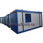 Блочные электростанции АД-100 контейнерного типа.
