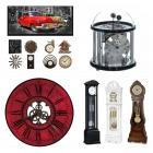 Часы настенные, напольные, настольные, каминные. Цена от 1400 руб