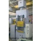Пресс гидравлический ДГ2436 усилие 400 тонн