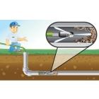 Чистка канализации, видеоинспекция труб