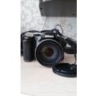 Продам фотоаппарат Nikon Coolpix P510 Black