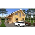 Зимние строительство деревянных домов