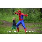 Человек паук на детский праздник Красноярск