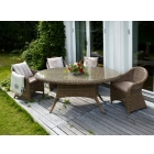 Продам комплекты мебели из искусственного ротанга (новые).
