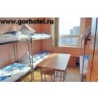 Дешевые койко-места в сети общежитий для рабочих и строительных бригад по всей Москве