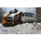 Уборка и вывоз строительного мусора,снега