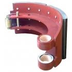 Колодка тормозная в сборе с накладкой 52642-3501092