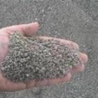 Песок для строительных работ.