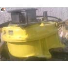 Редуктор поворота башни крана РДК-250