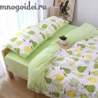 Комплекты трикотажного постельного белья