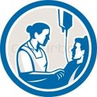 Сиделка в больницу - посуточно или на несколько часов в день